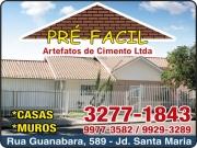 <p>PRÉ FÁCIL ARTEFATOS DE CIMENTO</p>