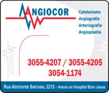CLÍNICA ANGIOCOR HEMODINÂMICA CARDIOLOGISTA
