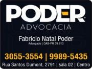FABRICIO NATAL PODER Dr. - Advocacia