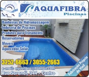 AQUAFIBRA PISCINAS