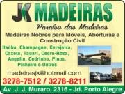 JK MADEIRAS