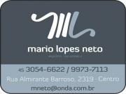Anuncio - MARIO LOPES NETO ARQUITETURA