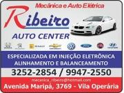 Cartão: RIBEIRO MECÂNICA E AUTOCENTER