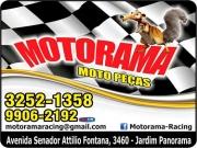 Cartão: MOTORAMA MECÂNICA DE MOTOS MOTOPEÇAS