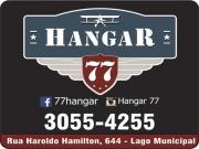 Cartão: HANGAR 77 BAR E RESTAURANTE