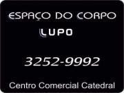 Cartão: ESPAÇO DO CORPO LOJA LUPO