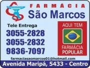 Cartão: SÃO MARCOS FARMÁCIA