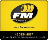 FM PNEUS RECAPADORA DE PNEUS