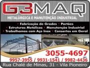 Cartão: G3 MAQ METALÚRGICA MANUTENÇÃO INDUSTRIAL