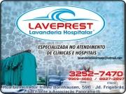 Cartão: LAVEPREST LAVANDERIA HOSPITALAR