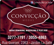 CONVICÇÃO MODAS LOJA