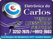 Cartão: ELETRONICA DO CARLOS
