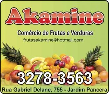 AKAMINE DISTRIBUIDORA DE FRUTAS E VERDURAS