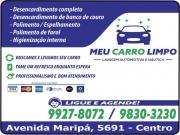 Cartão: MEU CARRO LIMPO LAVA CAR