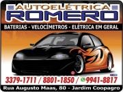 Cartão: ROMERO AUTOELÉTRICA