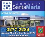 SANTA MARIA FARMÁCIA