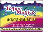 Cartão: TOQUE MÁGICO MODA INFANTIL LOJA