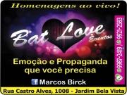 Cartão: BAT LOVE EVENTOS E TELEMENSAGENS