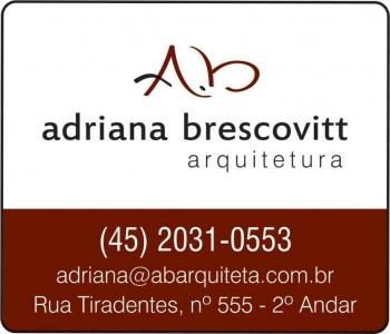 ADRIANA BRESCOVITT ARQUITETA ARQUITETURA E URBANISMO