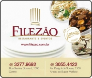 FILEZÃO RESTAURANTE & EVENTOS