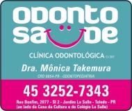 ODONTO SAÚDE CLÍNICA ODONTOLÓGICA Odontologia / Cirurgiã Dentista