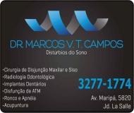MARCOS VINICIUS TAMURA CAMPOS Dr. Cirurgião Dentista / Radiologia ODONTOLOGIA