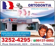 NILMAR DIAS Dr. Cirurgião Dentista / Ortodontia / Ortopedia Facial