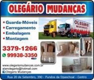 OLEGÁRIO MUDANÇAS