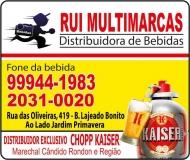 RUI MULTIMARCAS DISTRIBUIDORA DE BEBIDAS