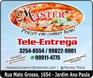 MASTER PIZZARIA DISK PIZZA
