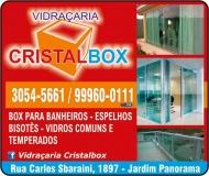 CRISTAL BOX VIDRAÇARIA