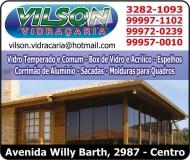 VILSON VIDRAÇARIA