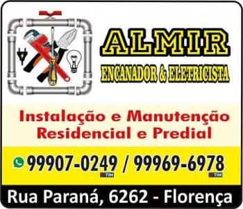 ALMIR ELETRICISTA E ENCANADOR