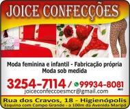 JOICE CONFECÇÕES LOJA