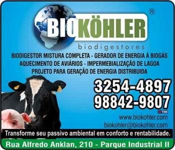 BIOKOHLER BIODIGESTORES