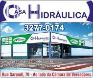 CASA HIDRÁULICA MATERIAIS DE CONSTRUÇÃO E ACABAMENTOS