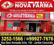 NOVA FARMA FARMÁCIA