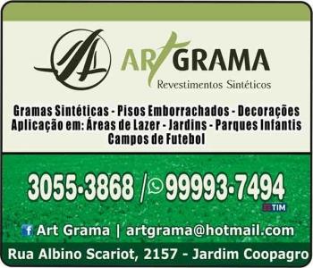 ART GRAMA REVESTIMENTOS SINTÉTICOS