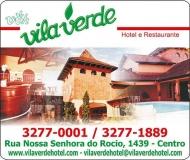 VILA VERDE HOTEL E RESTAURANTE