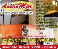 ANDRE MAR DECORAÇÕES E VIDRAÇARIA