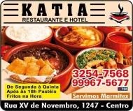 KATIA RESTAURANTE / HOTEL