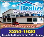REALIZE MATERIAIS DE CONSTRUÇÃO