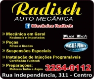RADISCH AUTOMECÂNICA