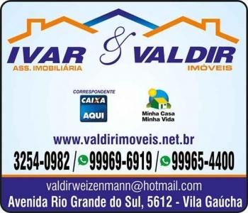 VALDIR CORRETOR DE IMÓVEIS / IVAR ASSESSORIA IMOBILIÁRIA