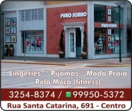 PURO SONHO / MODA ÍNTIMA / LOJA