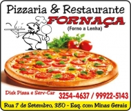 FORNAÇA PIZZARIA E RESTAURANTE DISK PIZZA