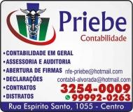 PRIEBE ESCRITÓRIO CONTÁBIL CONTABILIDADE