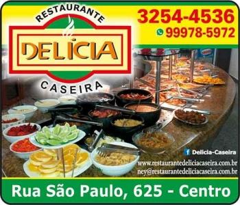 DELICIA CASEIRA RESTAURANTE