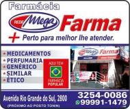 MEGA FARMA FARMÁCIA FARMAMED