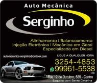 SERGINHO AUTOMECÂNICA